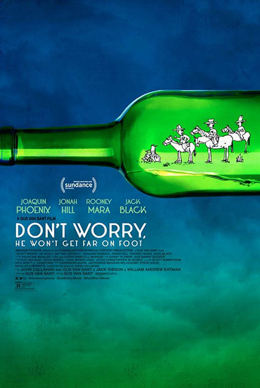 Don't worry, he won't get far on foot Film en Streaming HD