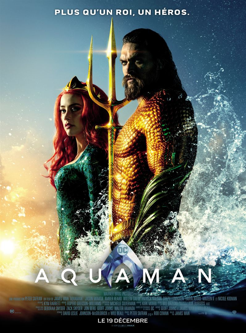 Aquaman Film en Streaming Gratuit