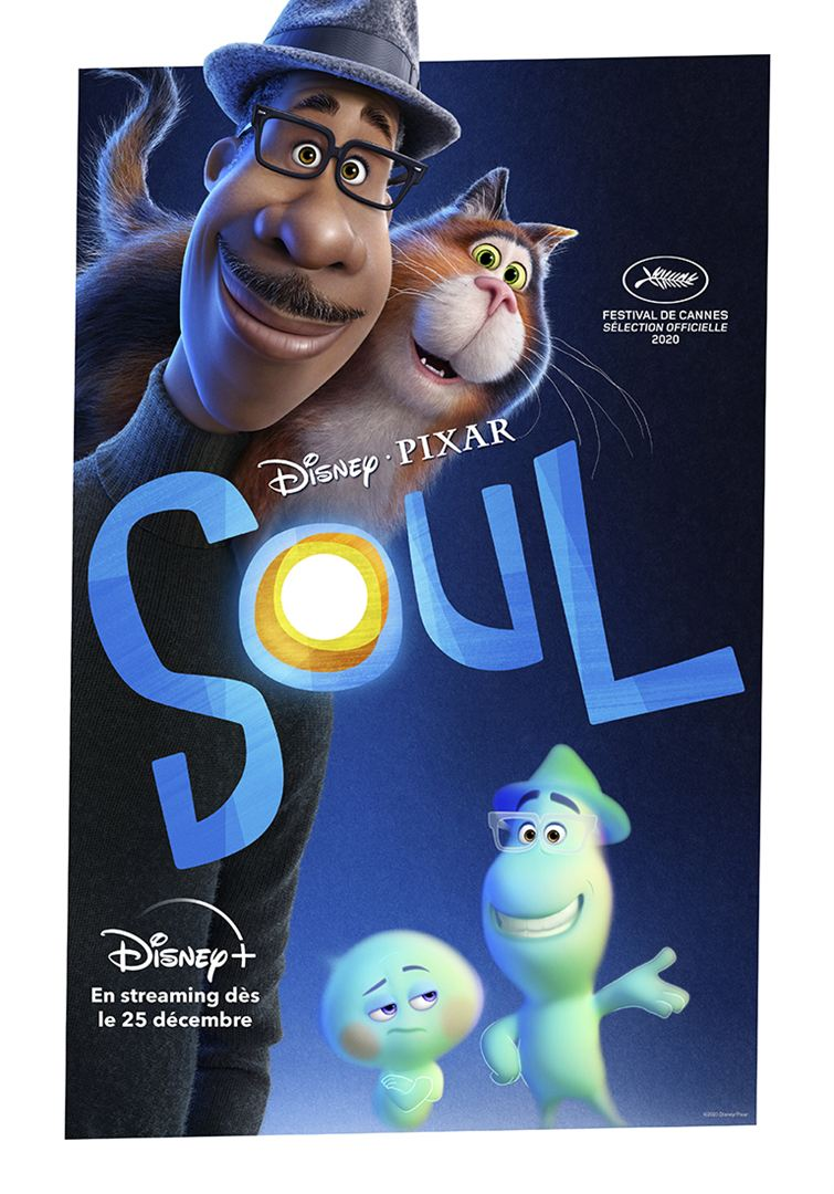 Affiche du film Soul