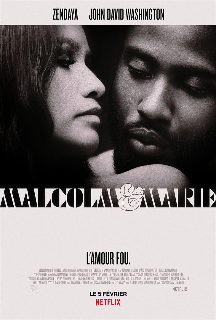 Affiche du film Malcolm & Marie