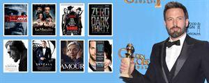 """Golden Globes 2013 : la surprise """"Argo"""""""