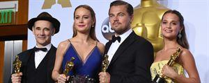 Oscars 2016 : les projets de DiCaprio, Brie Larson, Alicia Vikander et Mark Rylance