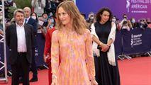 Deauville 2020 : Vanessa Paradis, Vincent Lacoste et Thierry Frémaux sur le tapis rouge d'ouverture