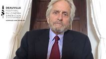 Deauville 2020 : l'hommage à Kirk Douglas par son fils Michael Douglas en vidéo