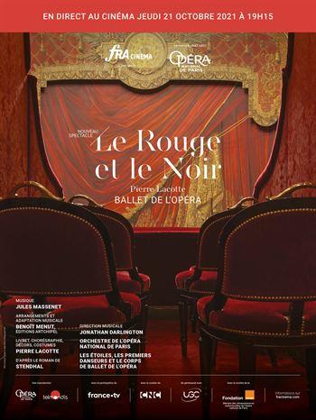 Le Rouge et le Noir (Opéra de Paris-FRA Cinéma)
