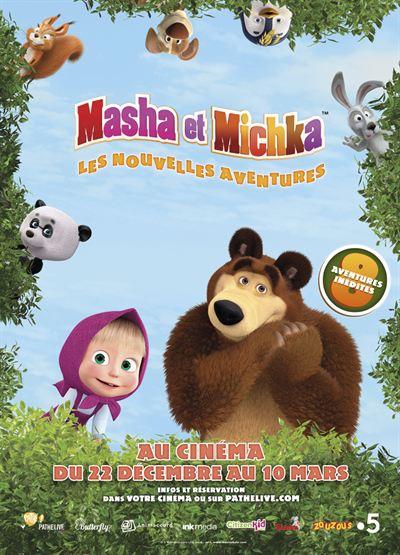 Masha et Michka - Les Nouvelles aventures