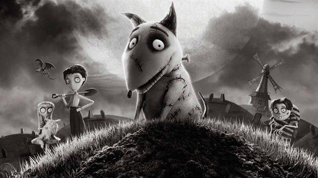 Frankenweenie Disney Quand Tim Burton Declare Son Amour Au Cinema D Horreur Actus Cine Allocine