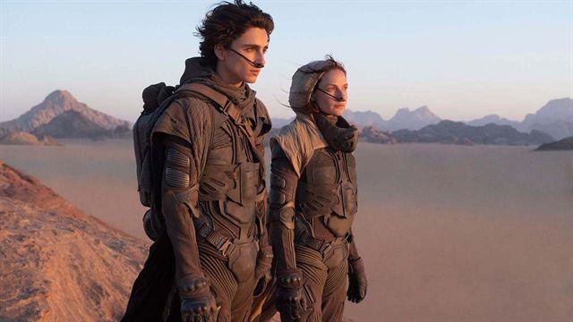 Dune : une bande-annonce à couper le souffle pour ce classique de la SF  avec Timothée Chalamet - Actus Ciné - AlloCiné