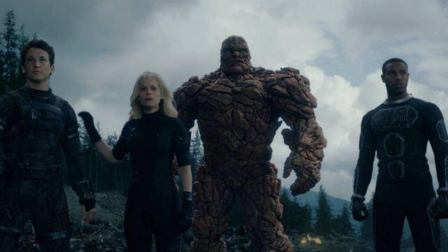 Les Quatre fantastiques : retour sur un échec cuisant de l'univers Marvel – Actus Ciné