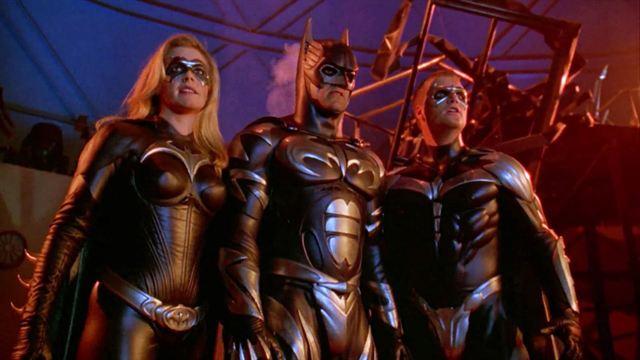 Batman & Robin Bande-annonce VO