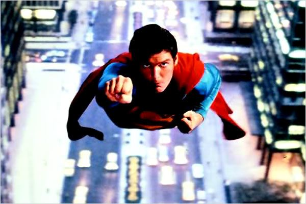 Superman : photo Christopher Reeve, Richard Donner