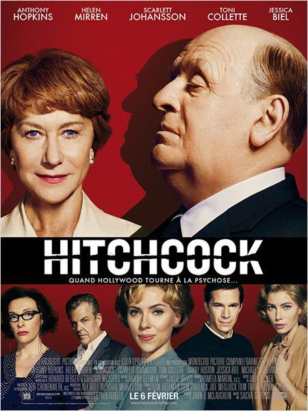 Hitchcock : Affiche