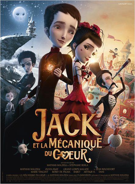 Jack et la mécanique du cœur dvdrip