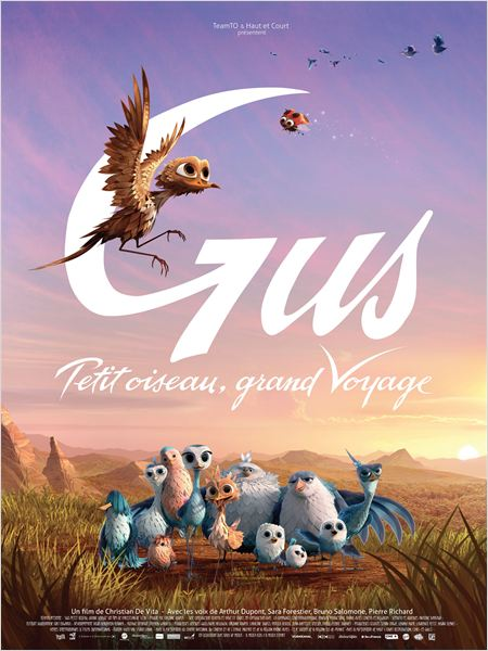 Gus petit oiseau, grand voyage ddl