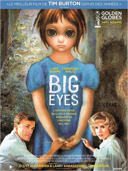 Big Eyes : Affiche