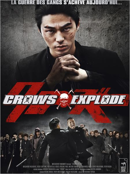 Crows Explode ddl
