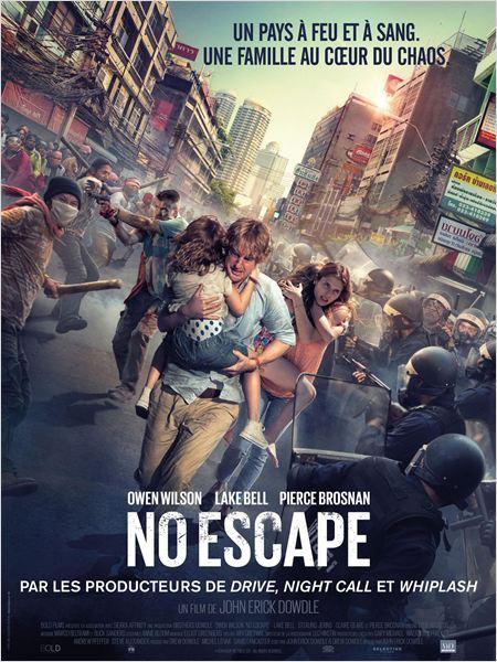 No Escape ddl