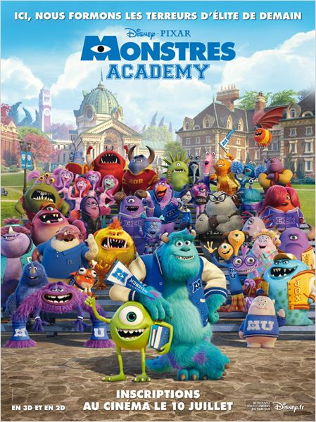 Monstres Academy ddl