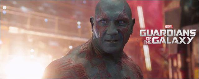 Les Gardiens de la Galaxie : le premier teaser en 10 images fortes
